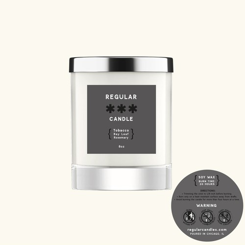 Irreverent candle company seeks clever design