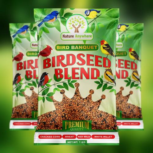 BIRDSEED BLEND