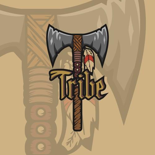 Savage logo for Tribe