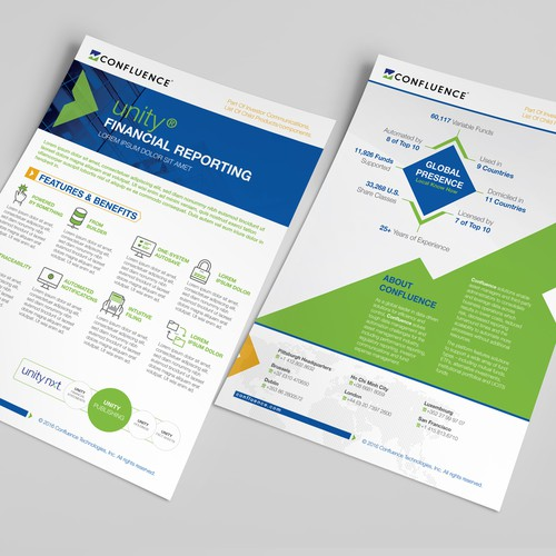 Confluence - New Collateral Brochure Template