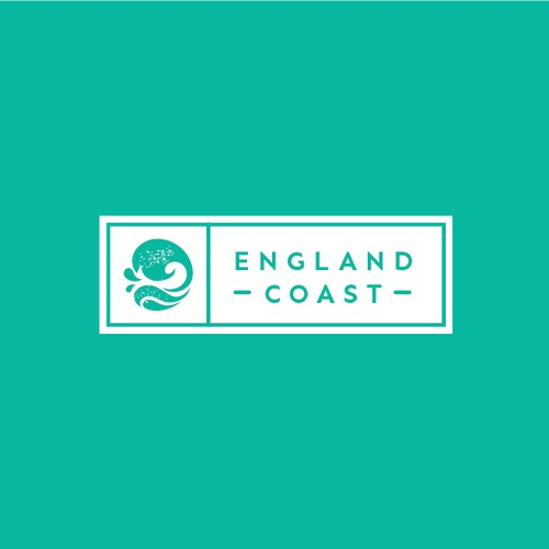 The logo for England Coast