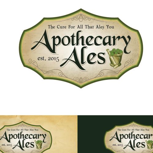 Logo for Apothecary