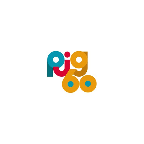 LOGO FOR 60S BIRTHDAY