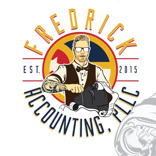 Accounting business logo