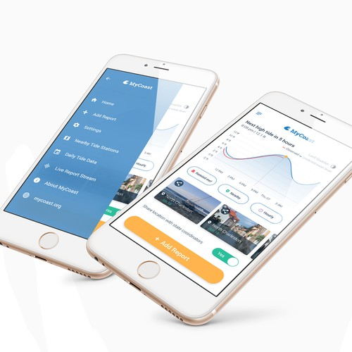 MyCoast App