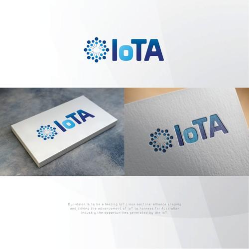 Logo concept for Internet of Things Australia