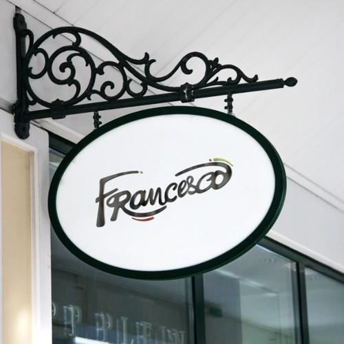 Francesco Rebranding