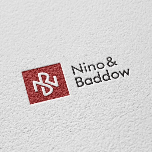 Nino and Baddow Logo Design