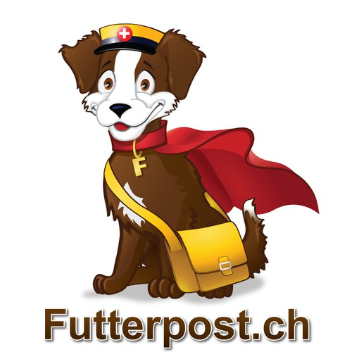button or icon for Futterpost