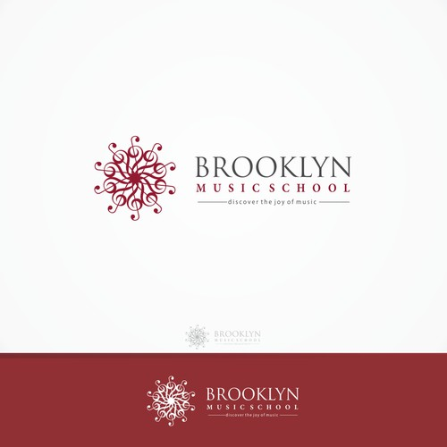 Brooklyn music school logo