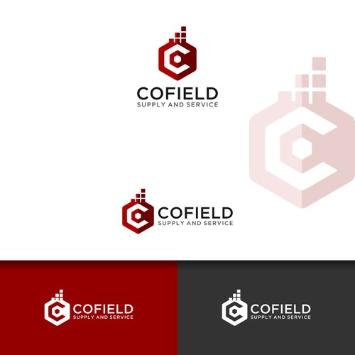 logo for COFIEL ssupply and srvices