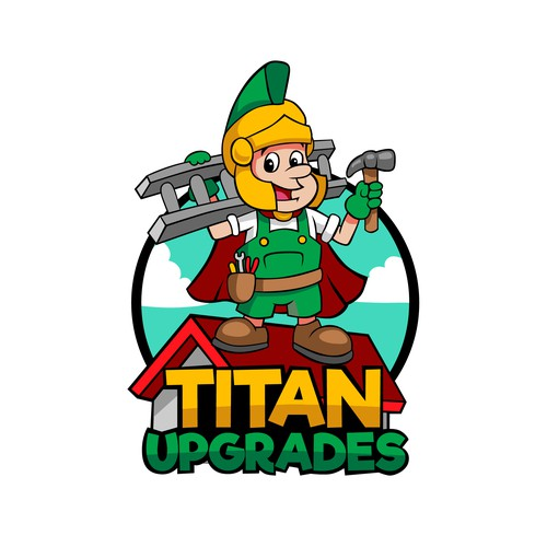 Logo Design for Titan Upgrades