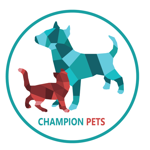 Pet logo concept