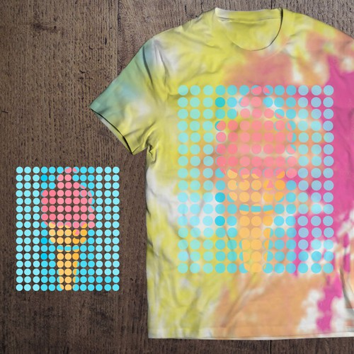 Create bright, tropical, happy WOMEN'S T-SHIRT designs for Sun's Out, Fun's Out