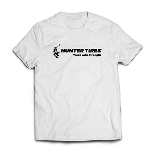 T-shirt for tire company