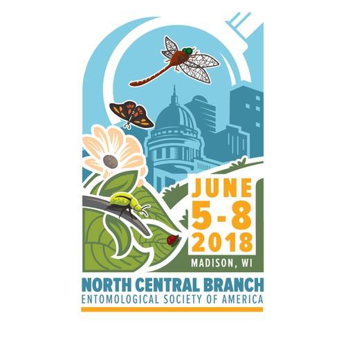 logo for an organizations annual meeting