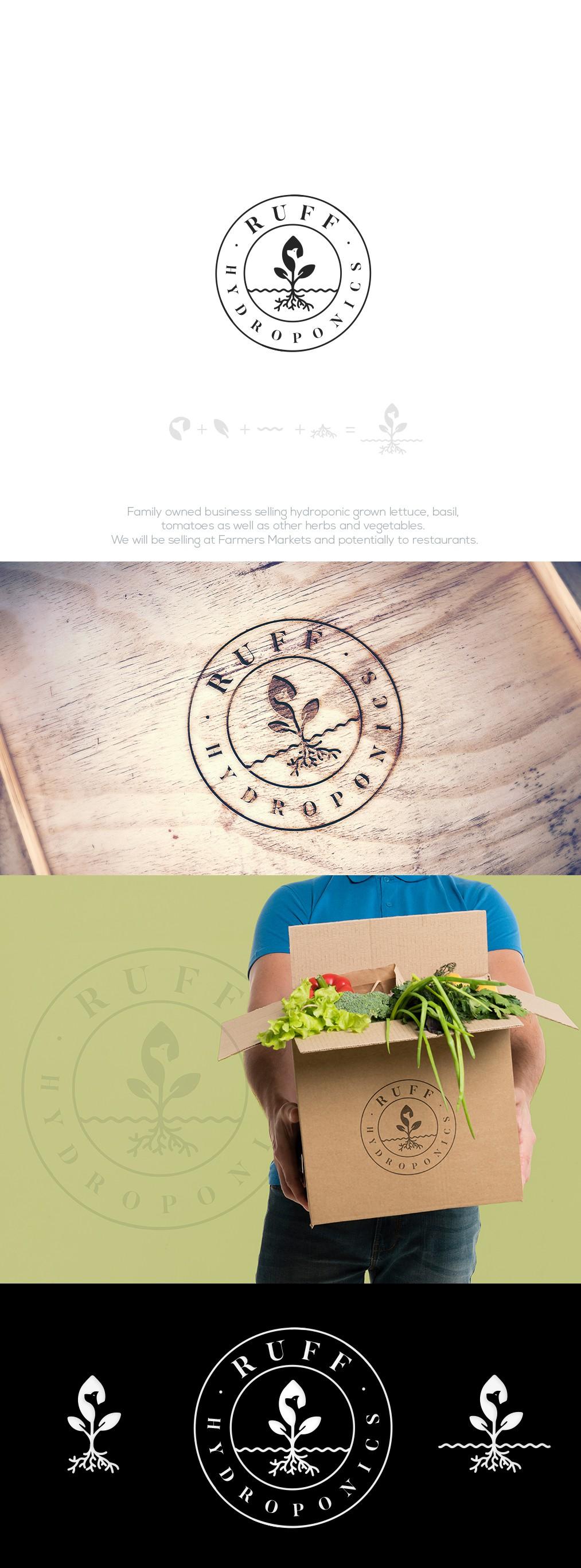 Brand new veteran owned farm, selling hydroponic veggies at Farmers markets