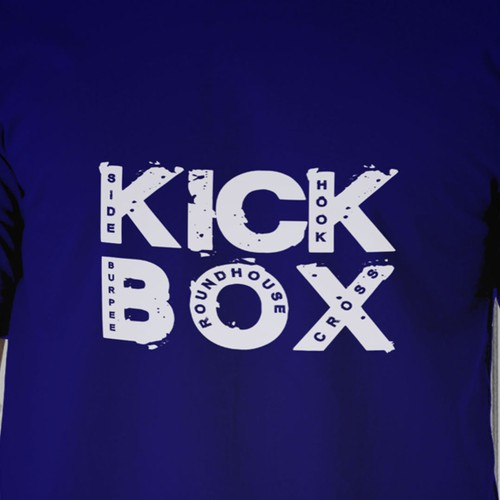 New Kickboxing T-shirt!