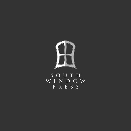 logo for a new publishing company