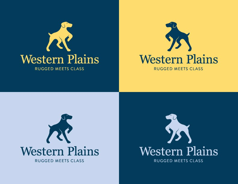 """Create a distinctive luxurious design for a clothing brand that defines """"Rugged meets Class"""""""