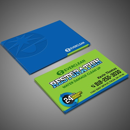 everclean business card