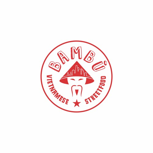Logo for Vietnamese street food