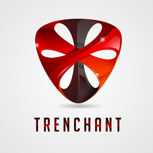 Logo Design for Trenchant