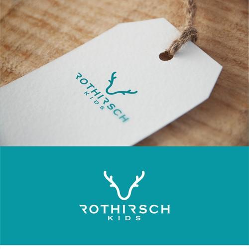 Rothirsch