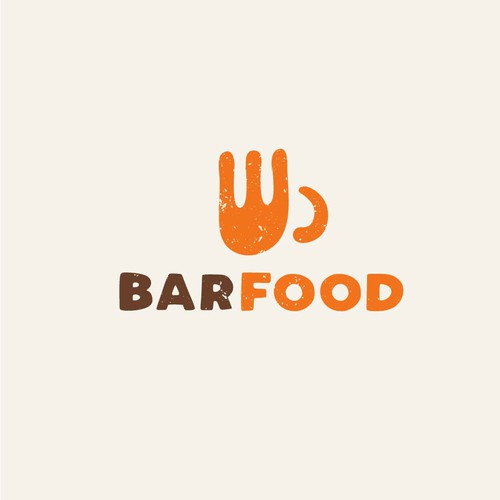 bar food logo