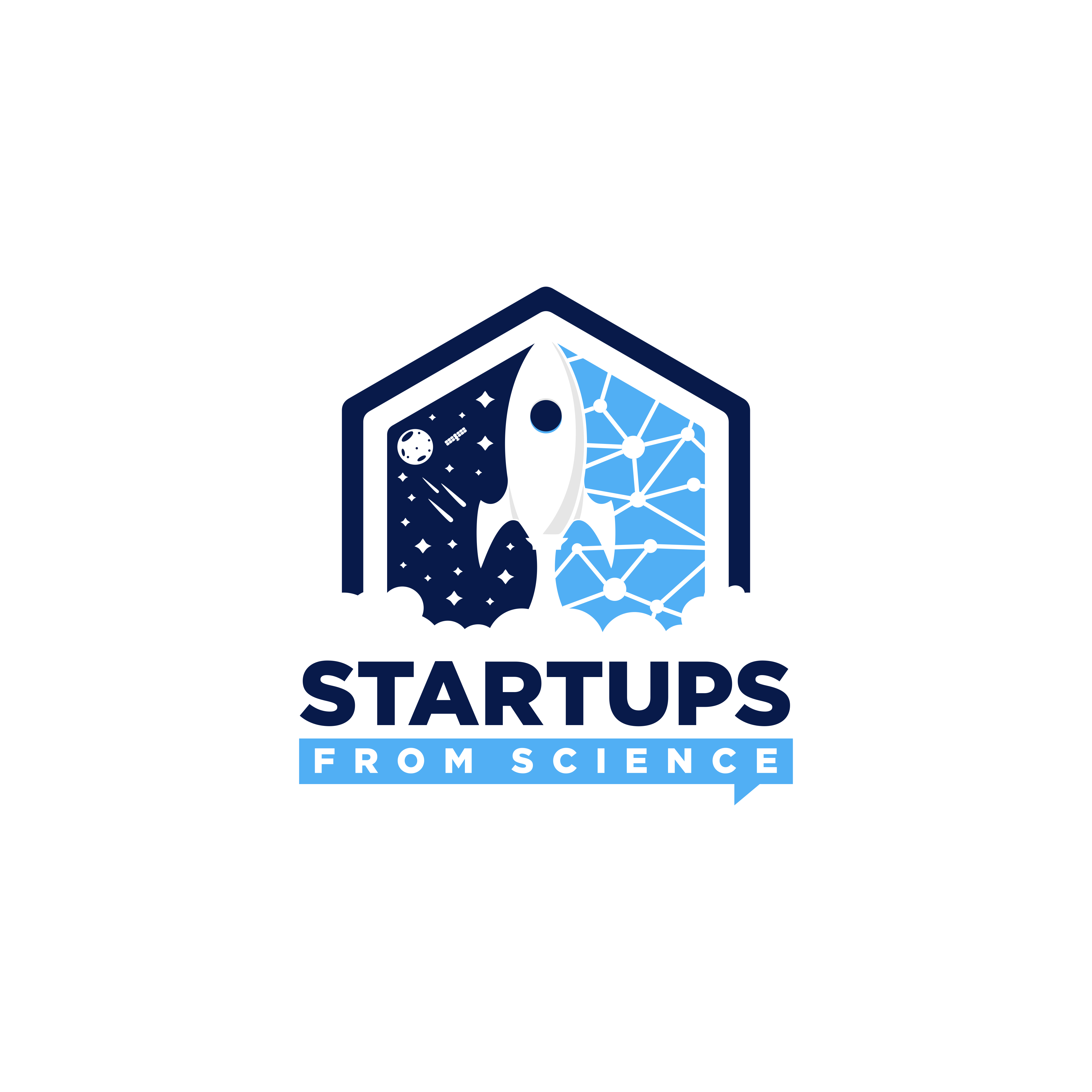 """Building a powerful logo for """"Startups From Science"""""""