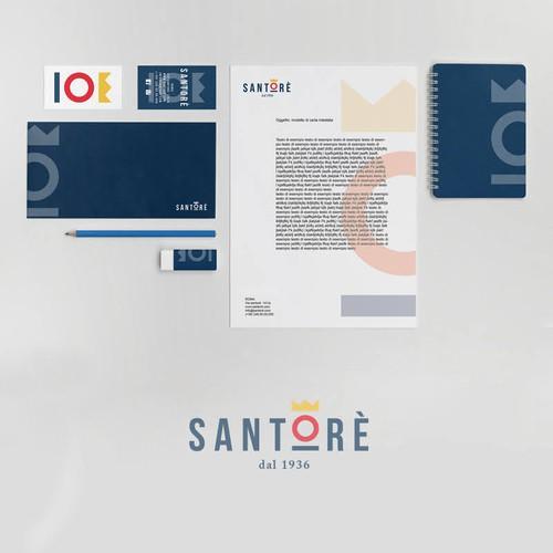 Corporate identity, logo design