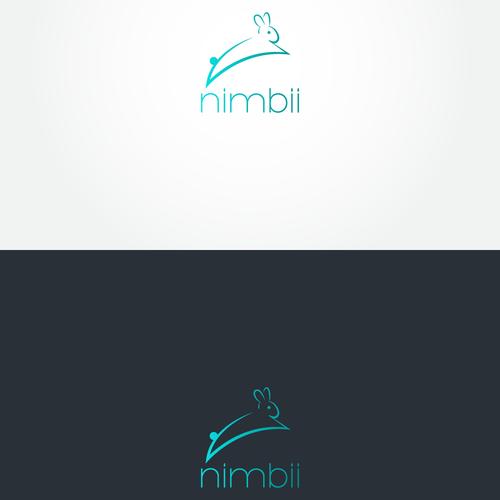 Let's get busy! Help us create a fun savvy tech logo for nimbii!