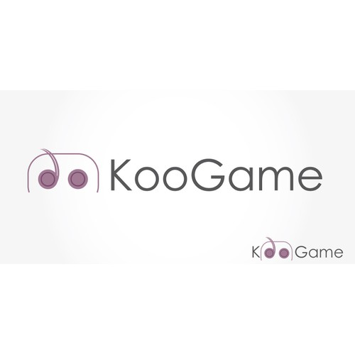 Create new logo for game company(KooGame develop apps for iPhone and Android)