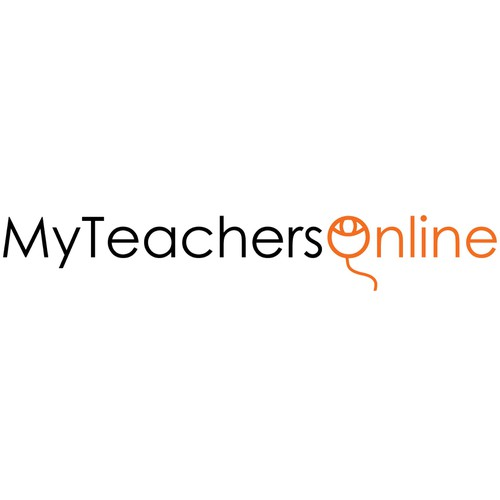 Logo for language online learning company