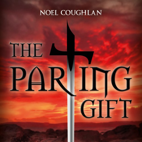 "Cover book ""The parting gift"""