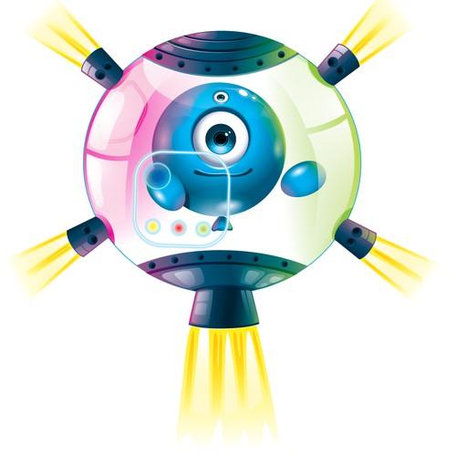 Design a Balloon Character