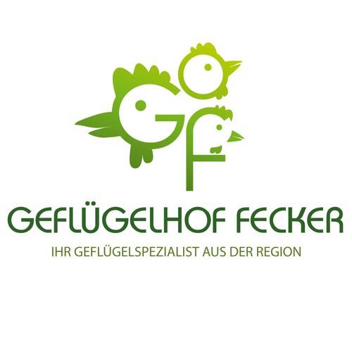 Nächste logo für Geflügelhof  Fecker