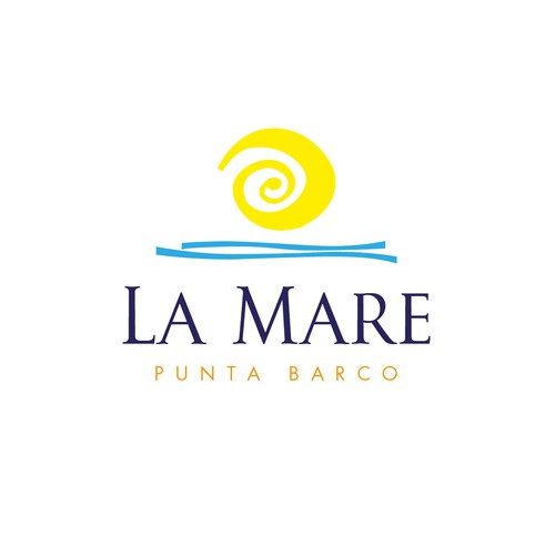 Create the next logo for La Mare