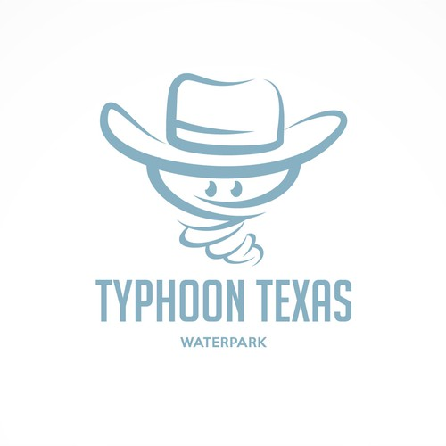 Logo for waterpark