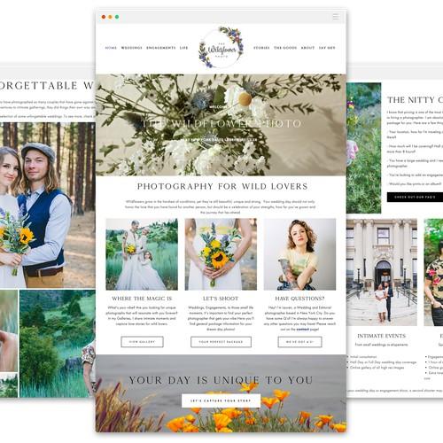 The Wildflower Photo Design