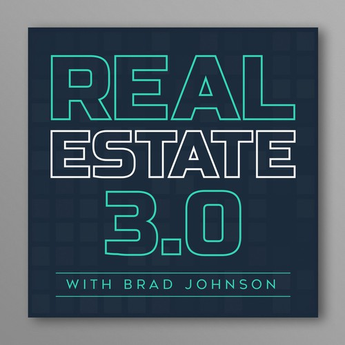 Podcast cover for real estate