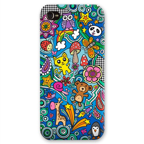 [Round 4] Create Galaxy 4/5 & iPhone 5s case designs! Guaranteed / Blind