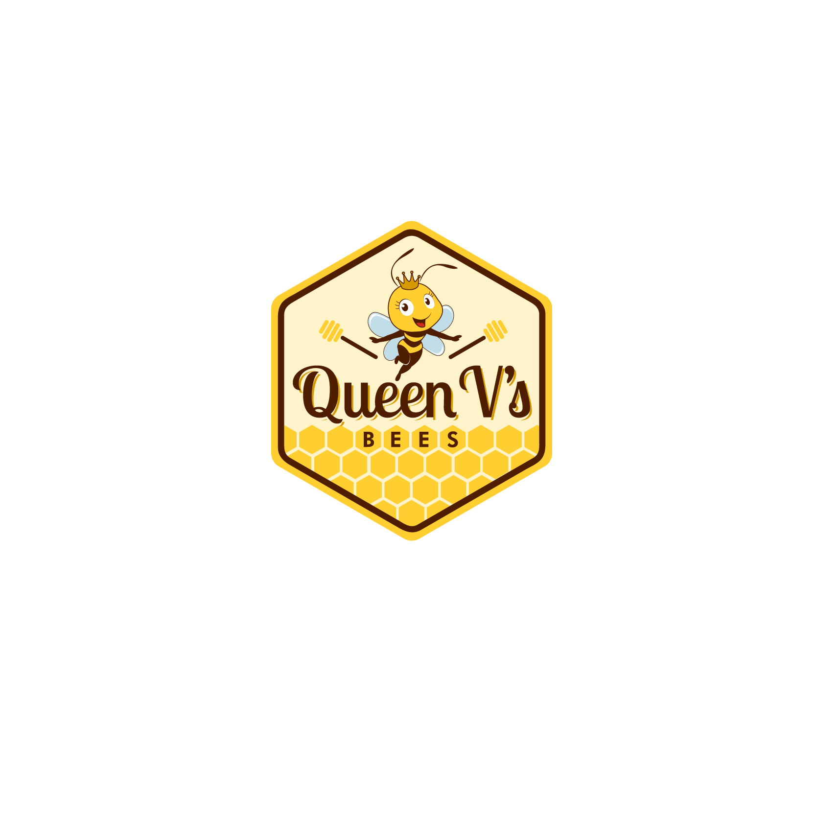 Our honey is sweet and we need a sweet logo