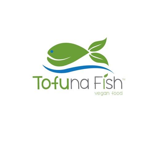 Tofuna Fish Logo
