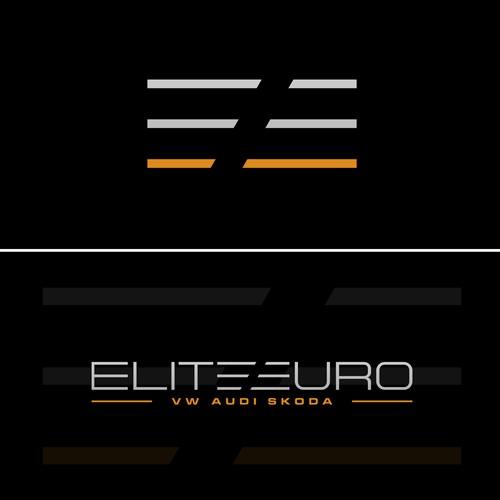 Logo Concept for Elite Euro