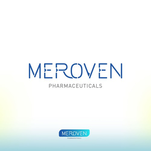 Logo design for a pharmaceuticals company, with clear instructions not to use medical symbols.