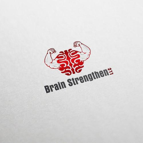 Logo design for a Brain Supplement company
