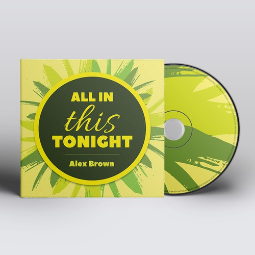 Music cover design