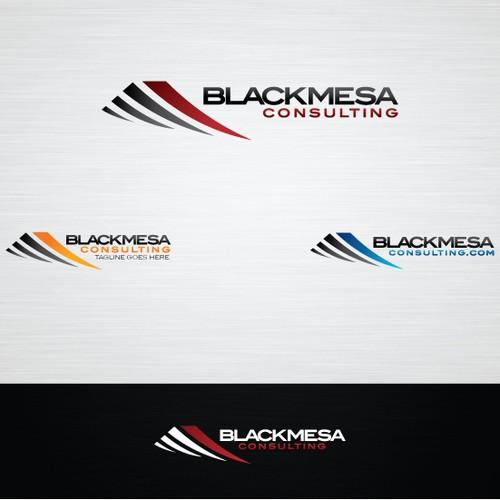 Black Mesa Logo Design