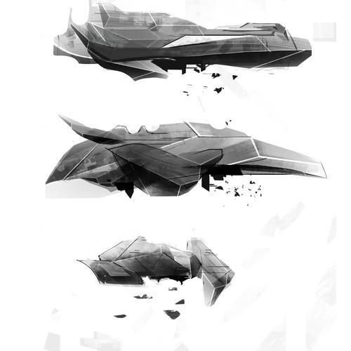 Spaceship designs